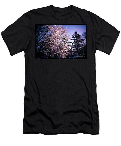 Last Peek Of Winter Sun Men's T-Shirt (Athletic Fit)