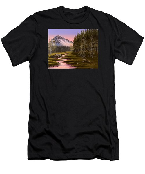 Late In The Day Men's T-Shirt (Athletic Fit)