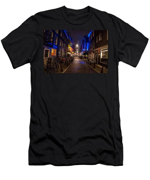 Late Nights Men's T-Shirt (Athletic Fit)
