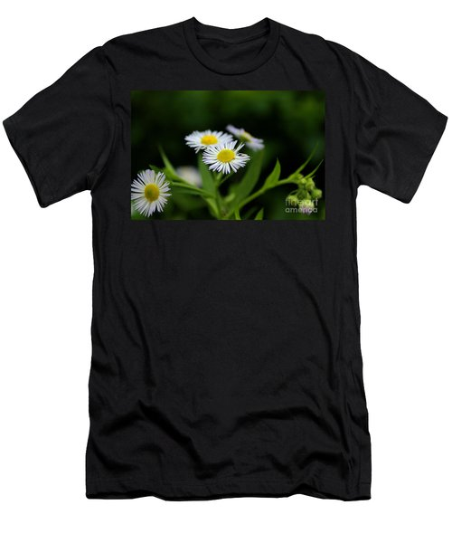 Late Summer Bloom Men's T-Shirt (Athletic Fit)