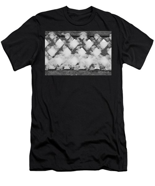 Lattice Work Men's T-Shirt (Athletic Fit)
