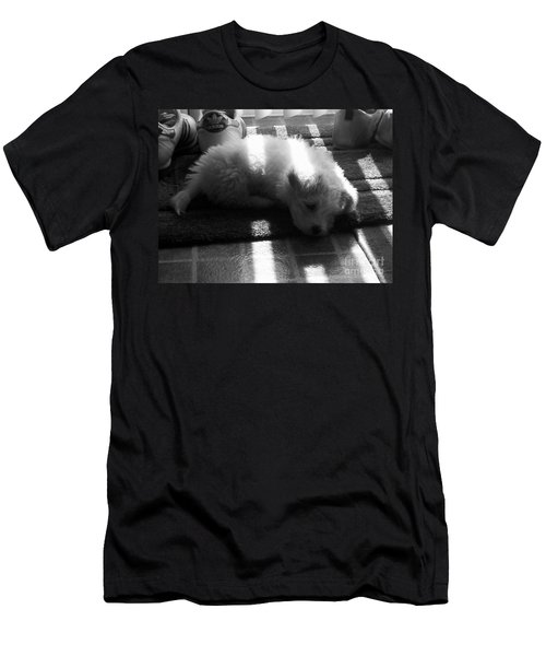 Men's T-Shirt (Slim Fit) featuring the photograph Lazy Days by Michael Krek