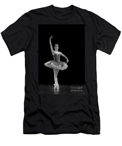 Le Corsaire - Pas De Deux. Men's T-Shirt (Athletic Fit)