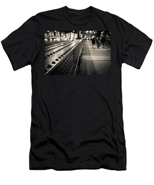 Leading Across Men's T-Shirt (Athletic Fit)