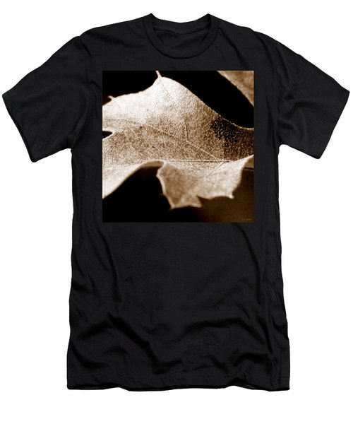 Leaf Collage 1 Men's T-Shirt (Athletic Fit)