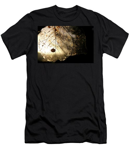 Men's T-Shirt (Slim Fit) featuring the photograph Faerie Wings II by Katie Wing Vigil