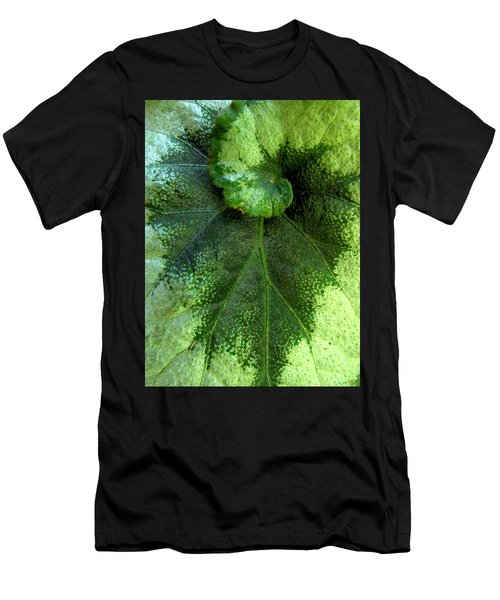 Leafy Greens Men's T-Shirt (Athletic Fit)
