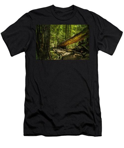Lean On Me Men's T-Shirt (Athletic Fit)