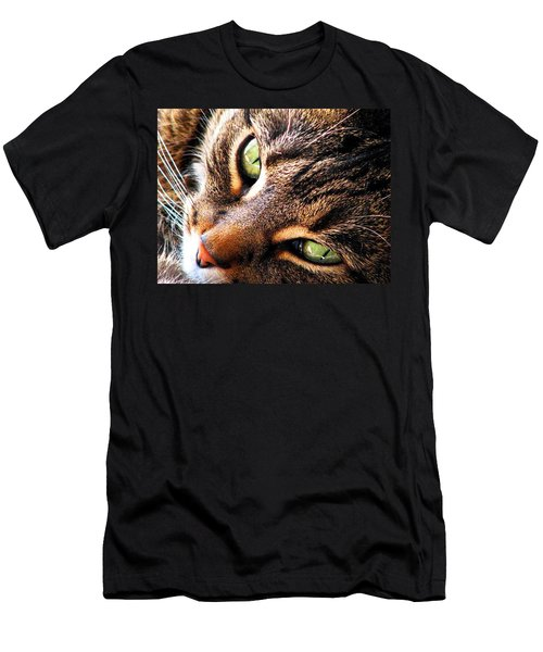 Learn To Linger Men's T-Shirt (Athletic Fit)