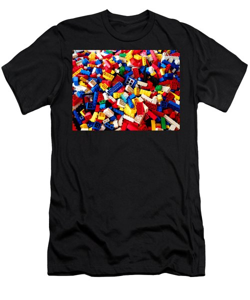 Lego - From 4 To 99 Men's T-Shirt (Athletic Fit)