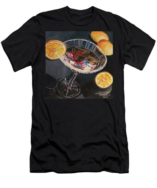 Lemon Drop Men's T-Shirt (Athletic Fit)