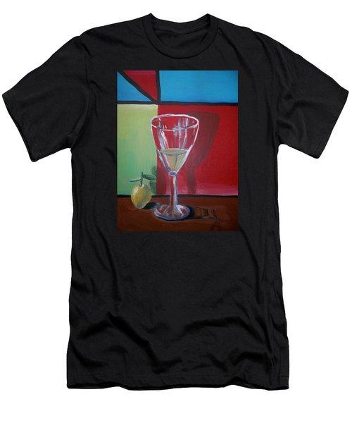 Lemon Juice Men's T-Shirt (Athletic Fit)