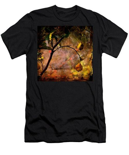 Lemon Tree Men's T-Shirt (Athletic Fit)