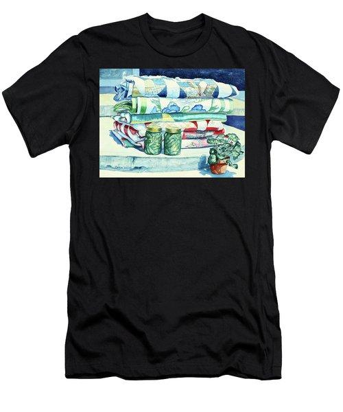 Lena's Legacy Men's T-Shirt (Athletic Fit)