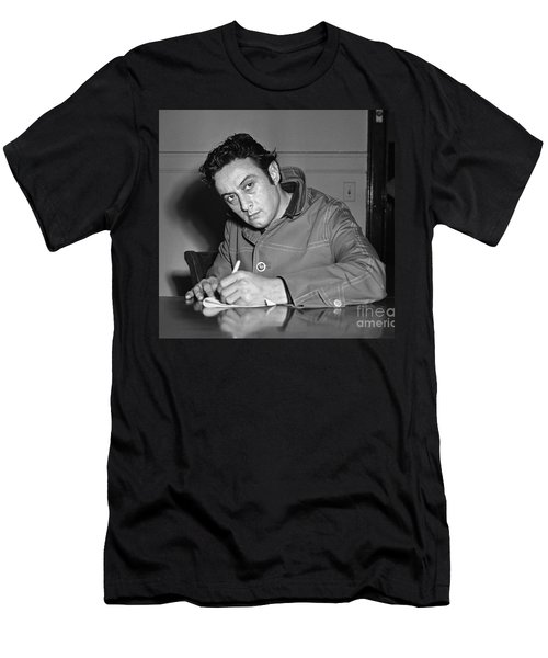Lenny Bruce 1963 Men's T-Shirt (Athletic Fit)