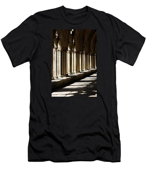 Men's T-Shirt (Slim Fit) featuring the photograph Let The Sun Shine Through by Wendy Wilton