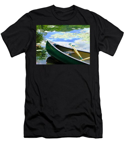 Let's Go Out In The Old Town Men's T-Shirt (Athletic Fit)