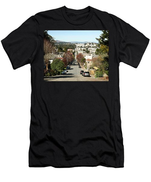 Let's Take It From The Top Men's T-Shirt (Slim Fit) by Carol Lynn Coronios