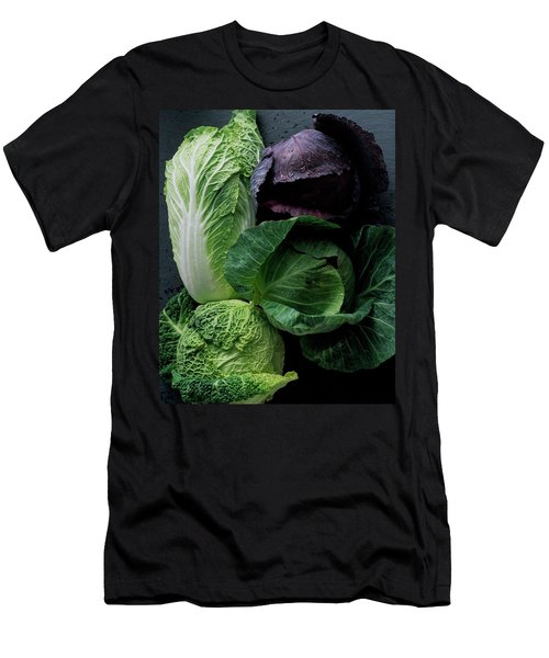 Lettuce Men's T-Shirt (Athletic Fit)