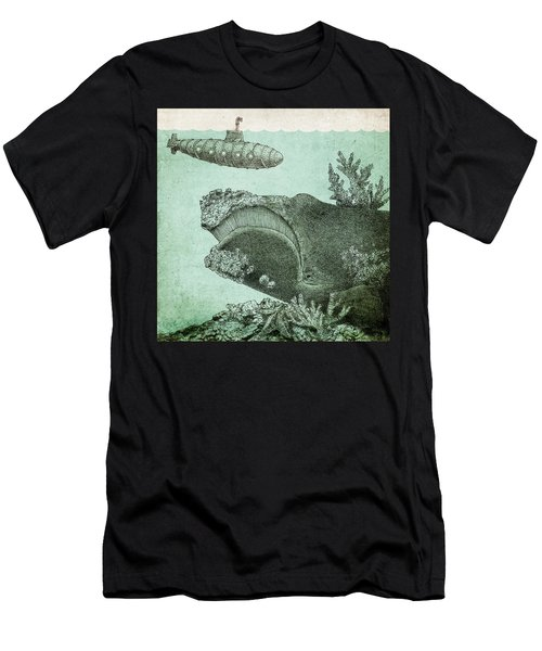 Leviathan Men's T-Shirt (Athletic Fit)