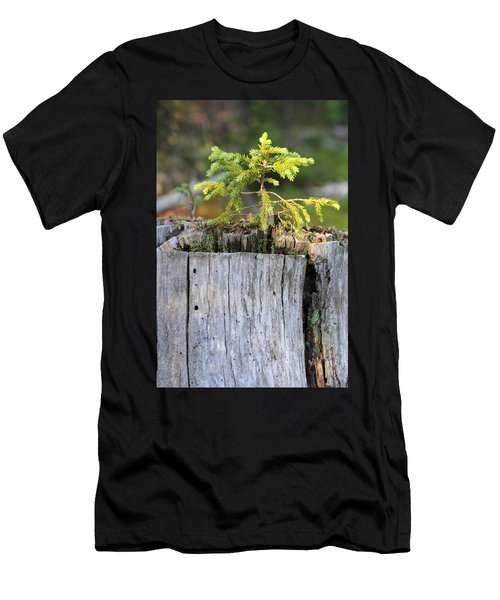 Life After Death Men's T-Shirt (Athletic Fit)