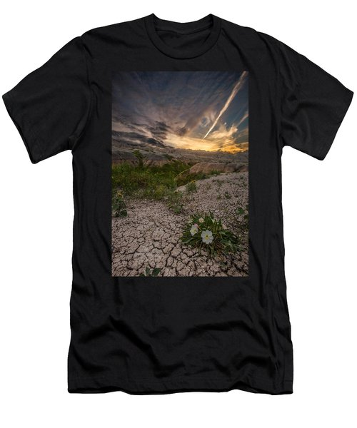 Life Finds A Way Men's T-Shirt (Athletic Fit)
