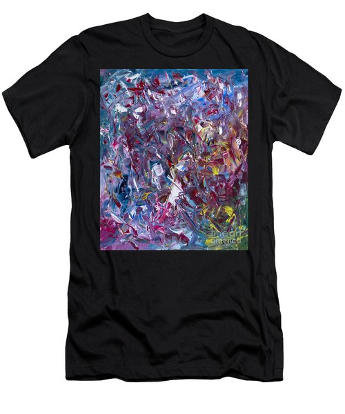 A Thousand And One Paintings Men's T-Shirt (Athletic Fit)