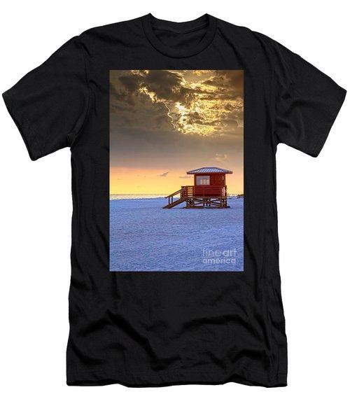 Life Guard 1 Men's T-Shirt (Athletic Fit)