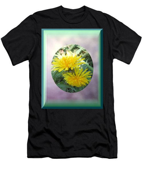 Life Is Made Up Of Dandelions Men's T-Shirt (Athletic Fit)