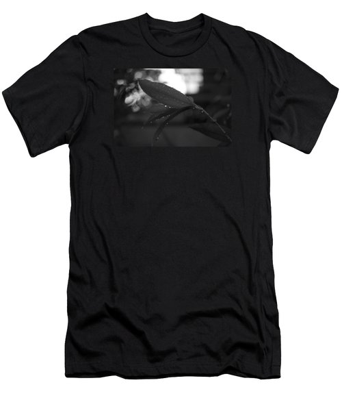 Light And Dark Men's T-Shirt (Slim Fit) by Miguel Winterpacht