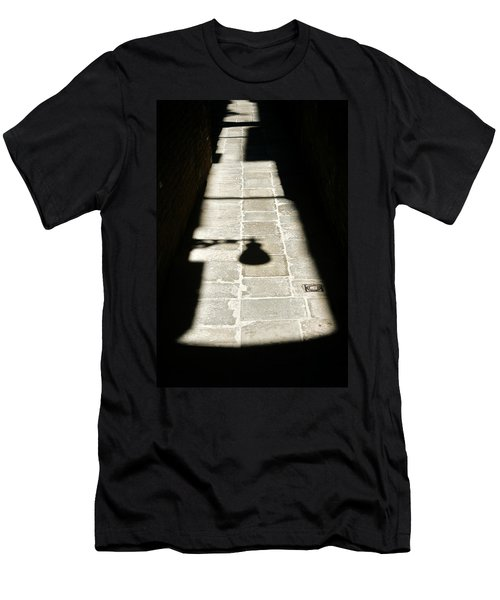 Light And Shade Men's T-Shirt (Athletic Fit)