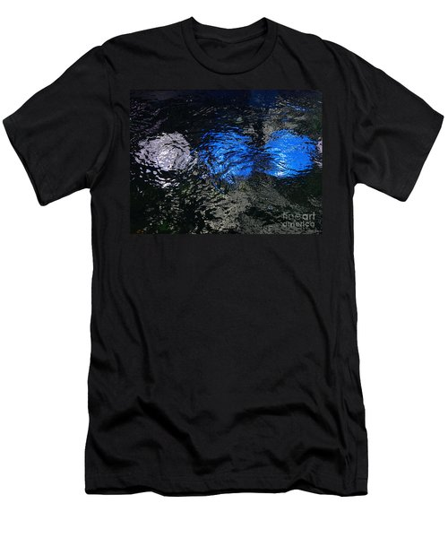 Light From Below Men's T-Shirt (Athletic Fit)