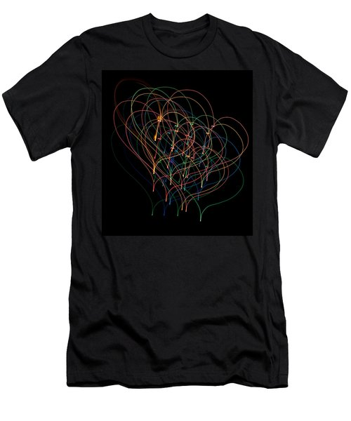 Light Hearted Men's T-Shirt (Athletic Fit)