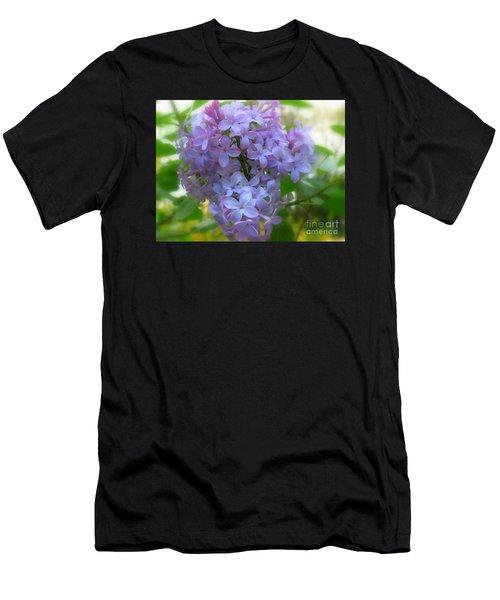 Lilacs Men's T-Shirt (Athletic Fit)