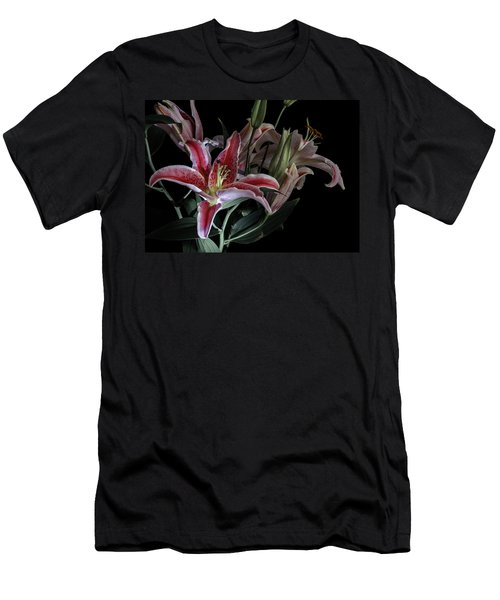Lily The Pink Men's T-Shirt (Athletic Fit)