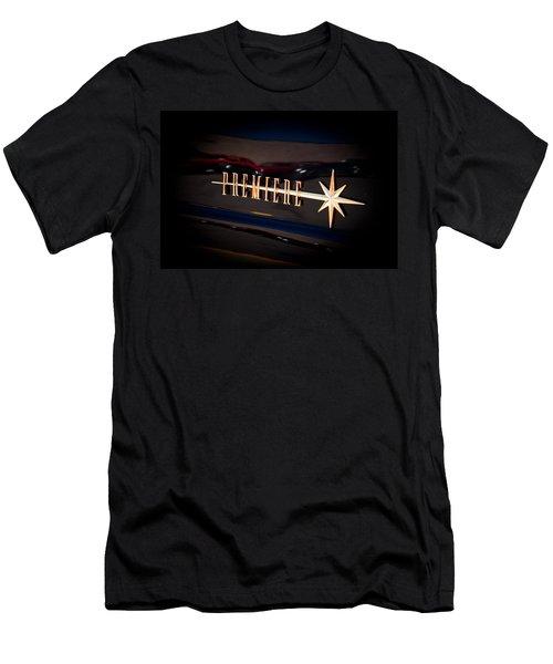 Men's T-Shirt (Slim Fit) featuring the photograph Lincoln Premiere Emblem by Joann Copeland-Paul
