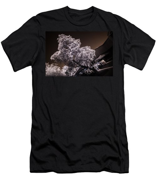 Lincoln Road Tree Men's T-Shirt (Athletic Fit)