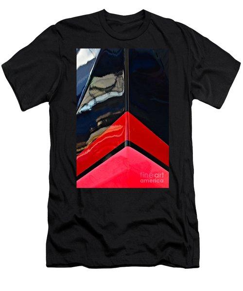 Lipstick Optional Men's T-Shirt (Athletic Fit)