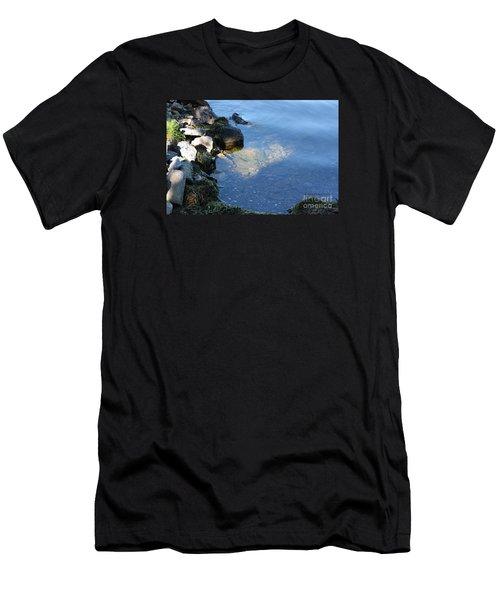 Little Bay Men's T-Shirt (Athletic Fit)
