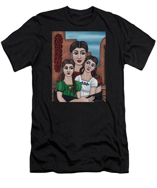 Little Birds Men's T-Shirt (Athletic Fit)