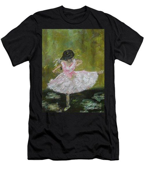 Little Dansarina Men's T-Shirt (Athletic Fit)