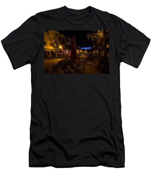 Little Italy  Men's T-Shirt (Athletic Fit)