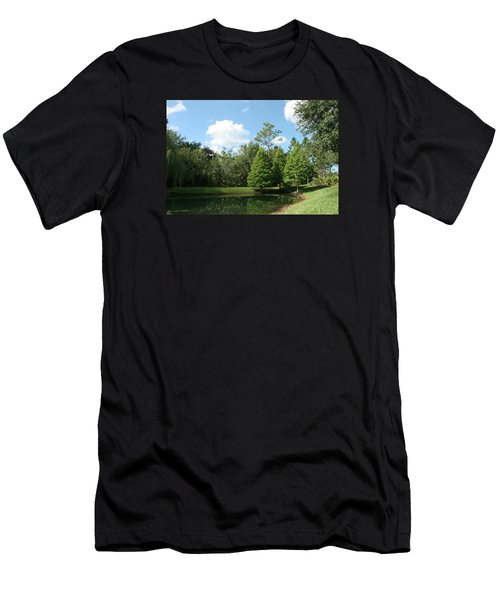 Little Pond Men's T-Shirt (Athletic Fit)