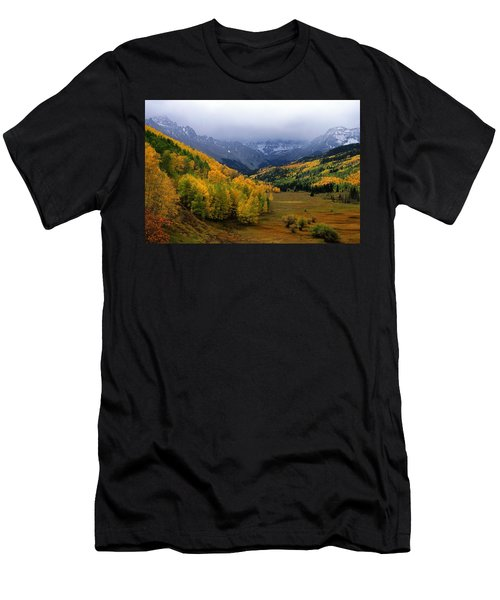 Little Meadow Of The Sublime Men's T-Shirt (Athletic Fit)