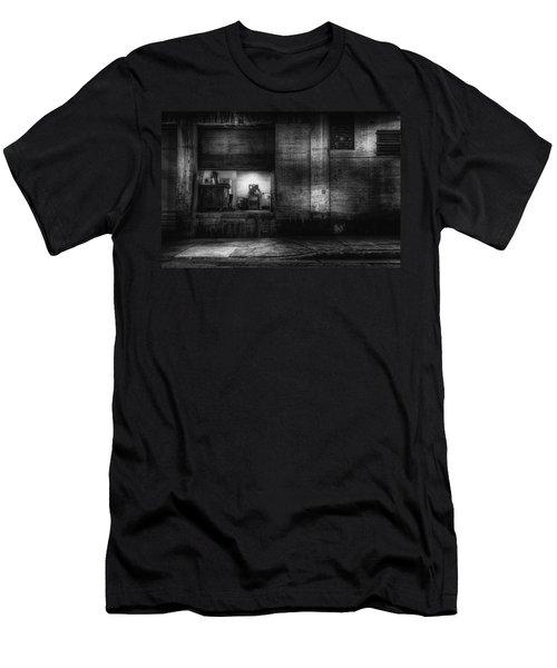 Loading Dock Men's T-Shirt (Athletic Fit)
