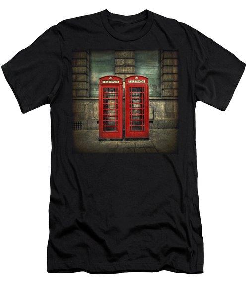 London Calling Men's T-Shirt (Athletic Fit)