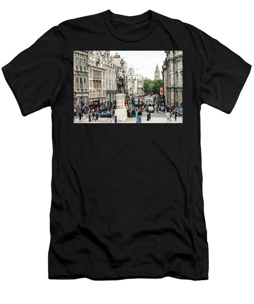 London Whitehall Men's T-Shirt (Athletic Fit)
