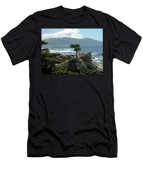 Lone Cyprus 1045 Men's T-Shirt (Slim Fit) by Guy Whiteley