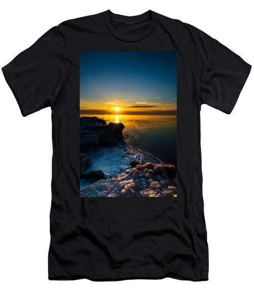 Long Cold Winter II Men's T-Shirt (Athletic Fit)