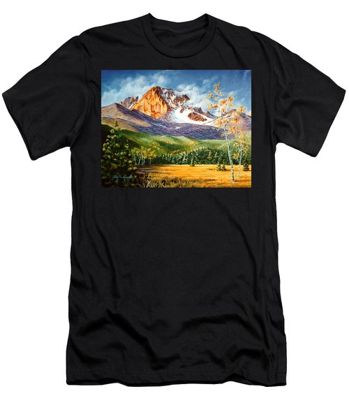 Longs Shadows Men's T-Shirt (Athletic Fit)